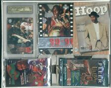 MICHAEL JORDAN COLLECTORS PACKAGE GRADED CARD, INSERTS, WAX PACKS...
