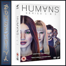 HUMANS - COMPLETE SERIES 1 & 2**BRAND NEW DVD BOXSET***