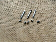 Apple Macbook 2008 Unibody Aluminum A1278 A1286 8 Piece Bottom Case Screw Set