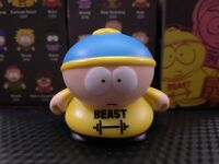 "Kidrobot CARTMAN BEAST South Park 3"" Vinyl Figure Mini Series 2"