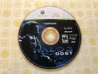 Halo 3: ODST Campaign Disc < Xbox360 > - DISC ONLY