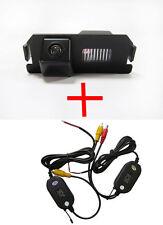 Wireless CCD Reverse Camera for Hyundai Genesis I30 ROHENS Tiburon Kia Soul