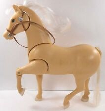 Loving Family Horse Fisher Price Dollhouse Pony Sounds 2000's