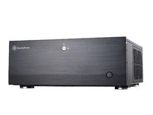 Silverstone GD07B (Black) Grandia Home Theater Server Case