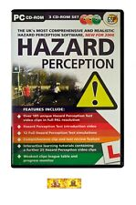Complete Hazard Perception 2006 PC DVD-ROM for Car Motorcycle