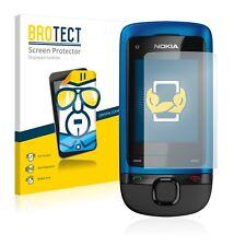 2x BROTECT Protector Pantalla para Nokia C2-05 Película Protectora