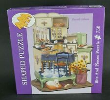 Russell Cobane Bits & Pieces Shaped Puzzle 750 Pieces