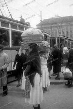 Zagreb-Agram-Croatia-Kroatien-1943-WW2-Tram-Straßenbahn-Balkan-Architektur-3