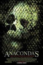 ANACONDAS: THE HUNT FOR THE BLOOD ORCHID Movie POSTER 27x40 B Nicholas Hope