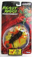 Transformers POWERPINCH Action Figure 1997 Beast Wars Vintage NEW MOSC