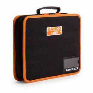 Bahco 4750FB5B Tool Organiser Bag With Elastic Loops