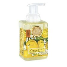 Michel Design Works Foaming Liquid Hand Soap Lemon Basil - NEW