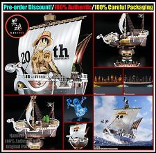 MSH Pre Order 2017 Chogokin Going Merry ONE PIECE 20th Anniversary Premium color