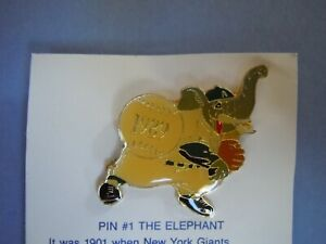 OAKLAND ATHLETICS - 1989 Elephant Pin #1 by Unocal 76 - New in Package
