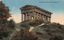 uk17900 penshaw monument sunderland real photo uk
