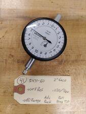 Mitutoyo Dial Indicator 2471 50
