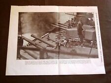 Sparo cannoni 305 Dreadnought Alighieri + Duomo Arezzo