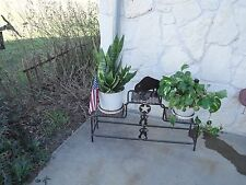 Hand Made Large Plant Stand