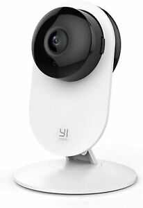 YI 1080p Smart Home Camera, Indoor IP Security Surveillance System Night Vision