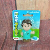 Fisher Price Little People Community Helper Figure Veterinarian Free Shipping!
