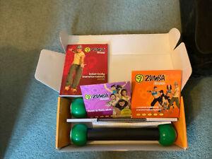 zumba fitness kit incomplete