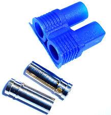 8137 RC EC3 compatibile Dev & Batt 3.5 mm Connettore a Spina Blu Donna