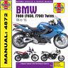BMW F800 F800S F800ST F800GS F800R F650GS Twins 2006 - 2016 Haynes Manual 4872