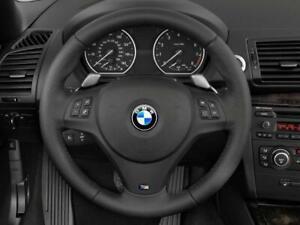 NOUVEAU OEM BMW E90 E91 E92 E93 Volant M Enjoliveur Noir GENUINE