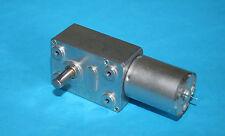 Equipo Motor eléctrico 12v-2 RPM / para la construcción del modelo etc