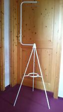 Supporto corrispondente Treppiede per gabbia per uccelli voliera uccelli Bauer nel colore bianco