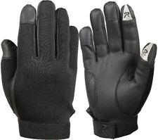 Black Touch Screen Neoprene Waterproof Duty Tactical Gloves