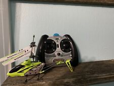 Syma S107/S107G 3 Channel RC Radio Remote Control Helicopter with Gyro, Green