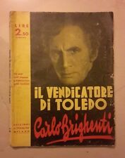 GIALLO IL VENDICATORE DI TOLEDO BRIGHENTI GLI EROI DELL'ALCAZAR 1940