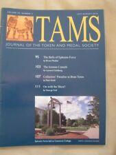 TAMS Journal Book - July/Aug 2010  - The Iceman Cometh, The Bells of Ephraim