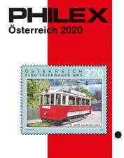 Philex Katalog Österreich 2020 catalogus Oostenrijk Austria catalogue Autriche