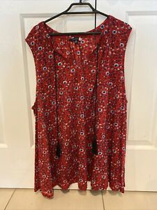 Modcloth Womens Top Size 2x
