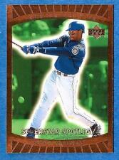 1999 Upper Deck Superstar Spotlight KEN GRIFFEY, Jr. (ex-mt) Seattle Mariners