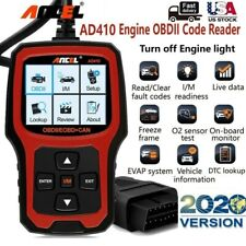 ANCEL AD410 OBD2/CAN OBDII Auto Vehicle Diagnostic Car Code Reader Scanner Tool