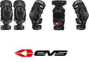 EVS Men's Axis Sport Knee Brace Motocross MX Dirt Bike Off Road Enduro ATV Quad