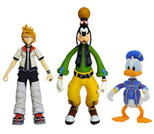 "FUNKO - Kingdom Hearts - Roxas, Goofy & Donald Duck 7"" Action Figure 3-Pack"
