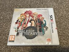 *NEW & SEALED* TALES OF THE ABYSS NINTENDO DS GAME DS DSI XL 2DS 3DS