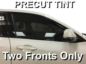 TWO FRONT WINDOWS PRECUT TINT ONLY FOR INFINITI