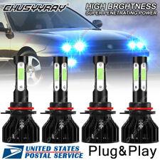 8000K Front LED Headlight Bulbs For Acura Integra 1994-2001 Hi/Lo Beam Qty 4