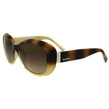 valentino Sunglasses 620sr 213 Havana Gold Brown Gradient