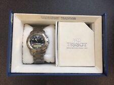 Tissot T-Touch Titanium GTS Wrist Watch for Men T33758861