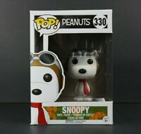 Funko Pop! Peanuts Snoopy 330 The Great Pumpkin Flying Ace Soft Protector