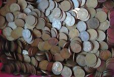 5000 1940's - 1950's Wheat Pennies  Lot