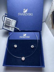 genuine swarovski set