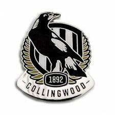 Collingwood Magpies Logo Metal Pin Badge