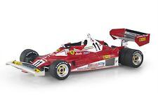 F1 FERRARI 312 T2 1977 Test Twinwheel #11 N. Lauda Weltmeister GP Replicas 1:18